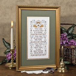 Custom Frame - Irish Blessing