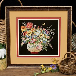 Custom Frame - Colorful Bouquet THUMBNAIL