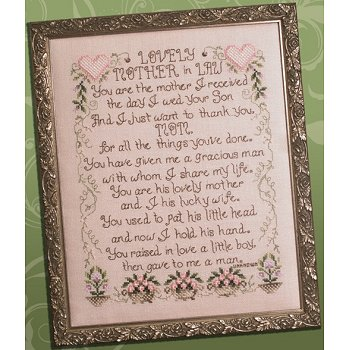 Custom Frame - Lovely Mother-in-Law