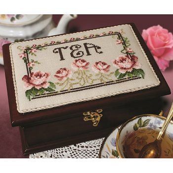 Cherry Tea Box