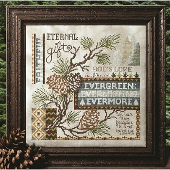 Custom Frame - Like An Evergreen