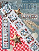 Cover photo of Winter 2016 Stoney Creek cross stitch magazine