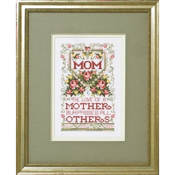 Custom Frame - Love of a Mother THUMBNAIL