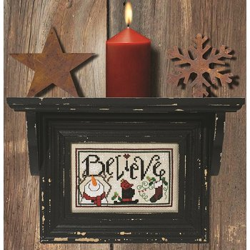 "Carson Black Wood Shelf Frame - 6"" x 4"""