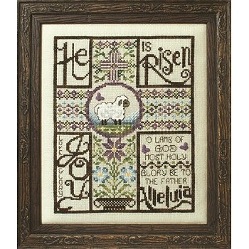 Custom Frame - Easter Sampler
