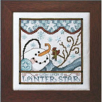 Custom Frame - Winter Star THUMBNAIL