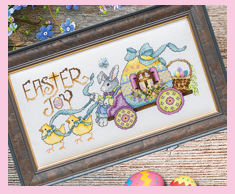 Easter Joy Buggy