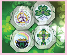 St. Patty's Day Ornaments