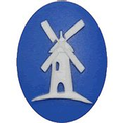 Kelmscott Designs Needle Minder - Windmill_THUMBNAIL