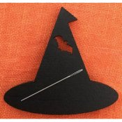 Whimsical Edge Designs Needle Minder - Witch Hat THUMBNAIL