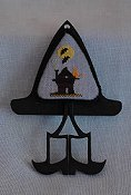 Kelmscott Designs - Witch Hat Scissor Keep
