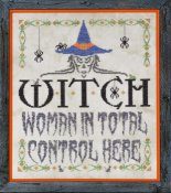 Glendon Place - Witch - Linen Version THUMBNAIL