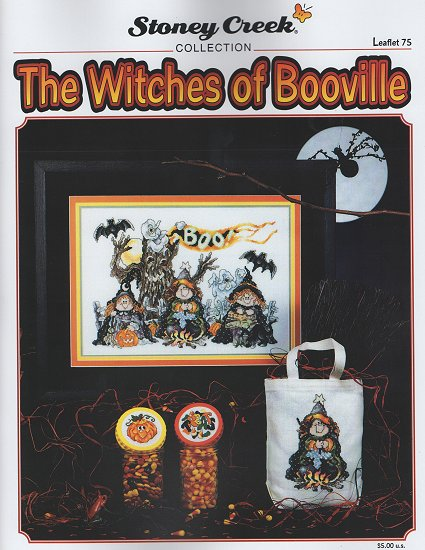 Leaflet 75 The Witches of Booville THUMBNAIL