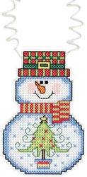 Holiday Wizzers Snowman with Tree_THUMBNAIL