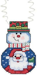 Holiday Wizzers Snowman with Santa_THUMBNAIL