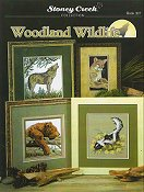 Book 327 Woodland Wildlife THUMBNAIL
