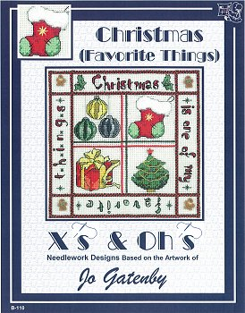 X's & Oh's - Christmas (Favorite Things) MAIN