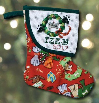 Mini Stocking - Cats & Dogs