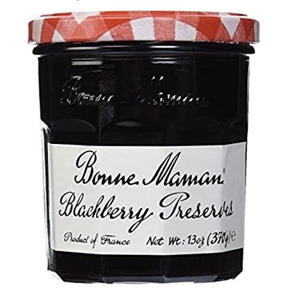 Bonne Maman Blackberry Preserves THUMBNAIL