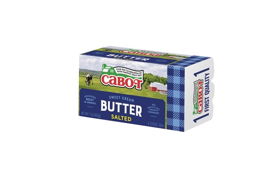 Cabot Salted Butter MAIN