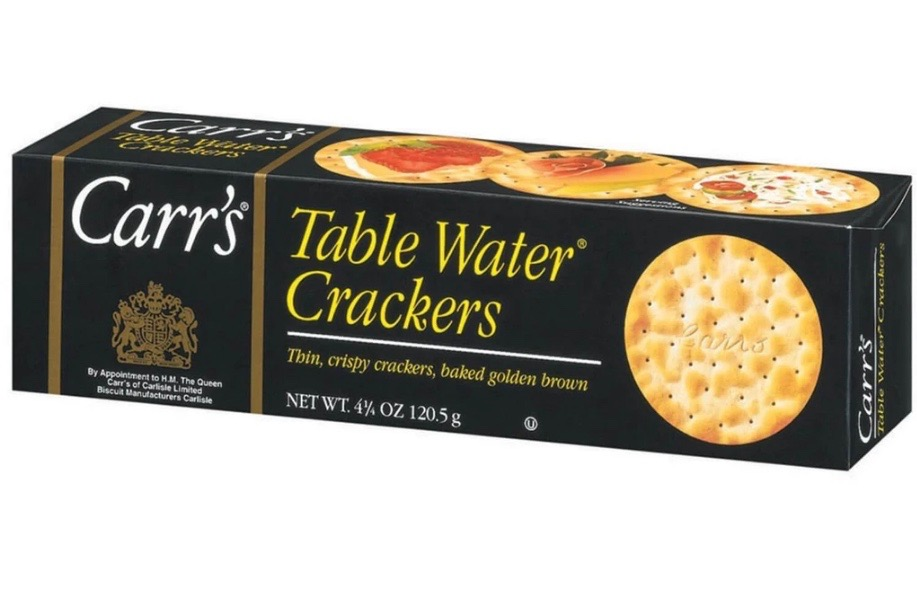 Carr's Original Table Water Crackers MAIN