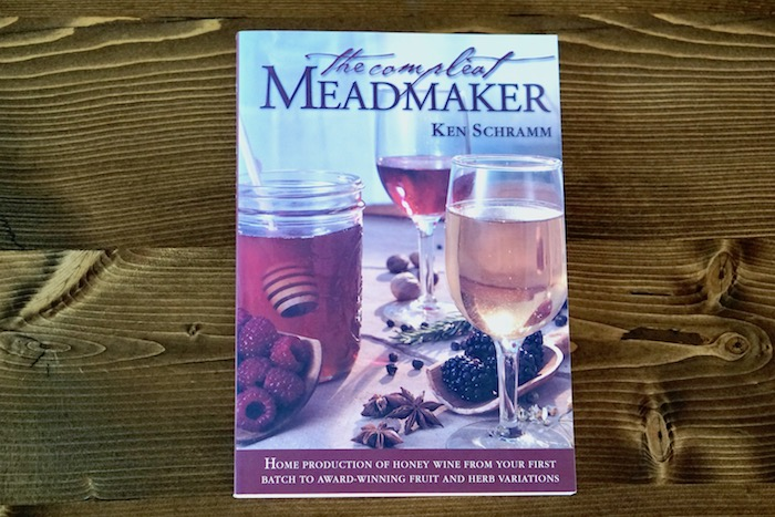 The Compleat Meadmaker SWATCH