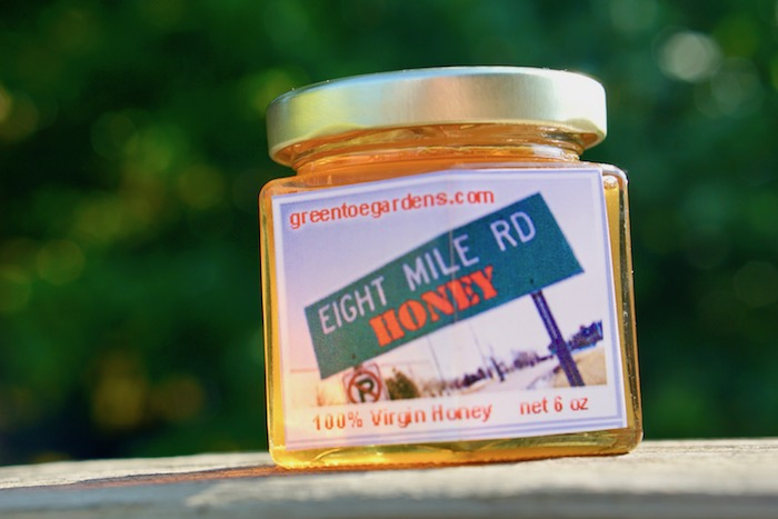 Eight Mile Honey