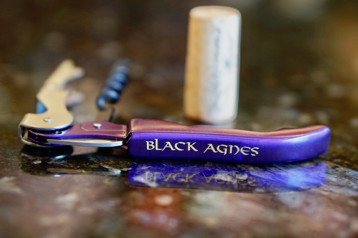 Black Agnes Corkscrew