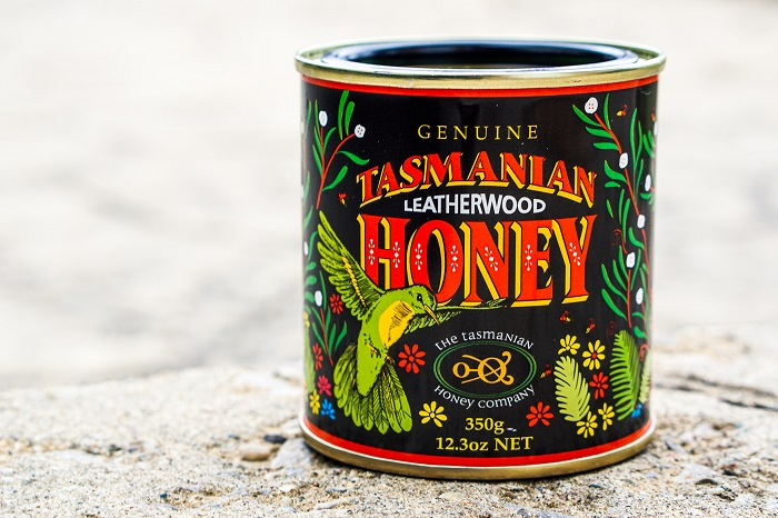 Tasmanian Leatherwood Honey MAIN