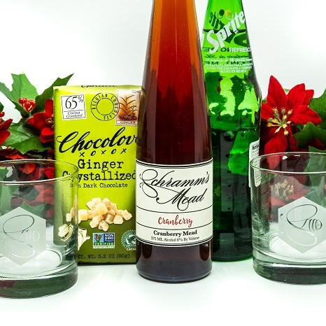 Cranberry Spritzer Holiday Cocktail Kit THUMBNAIL