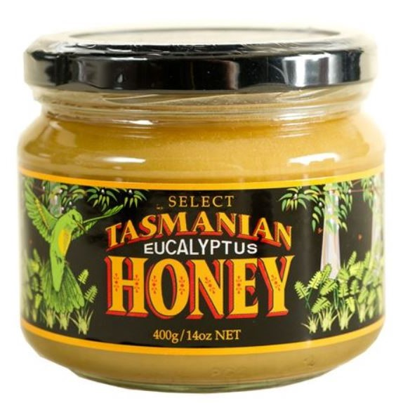 Tasmanian Eucalyptus Honey MAIN