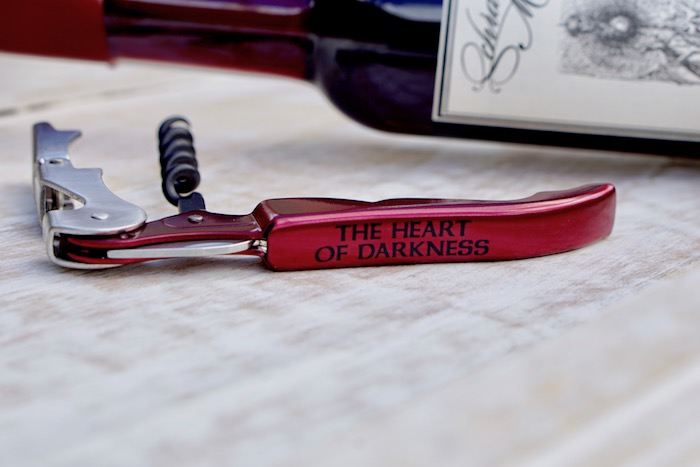 The Heart of Darkness Corkscrew SWATCH