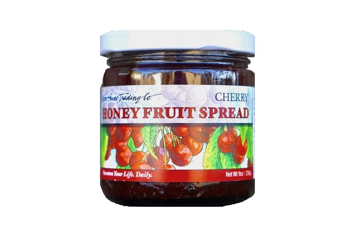 Tart Cherry Honey Spread THUMBNAIL