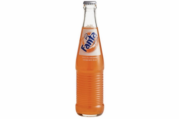 Glass Bottle Fanta MAIN
