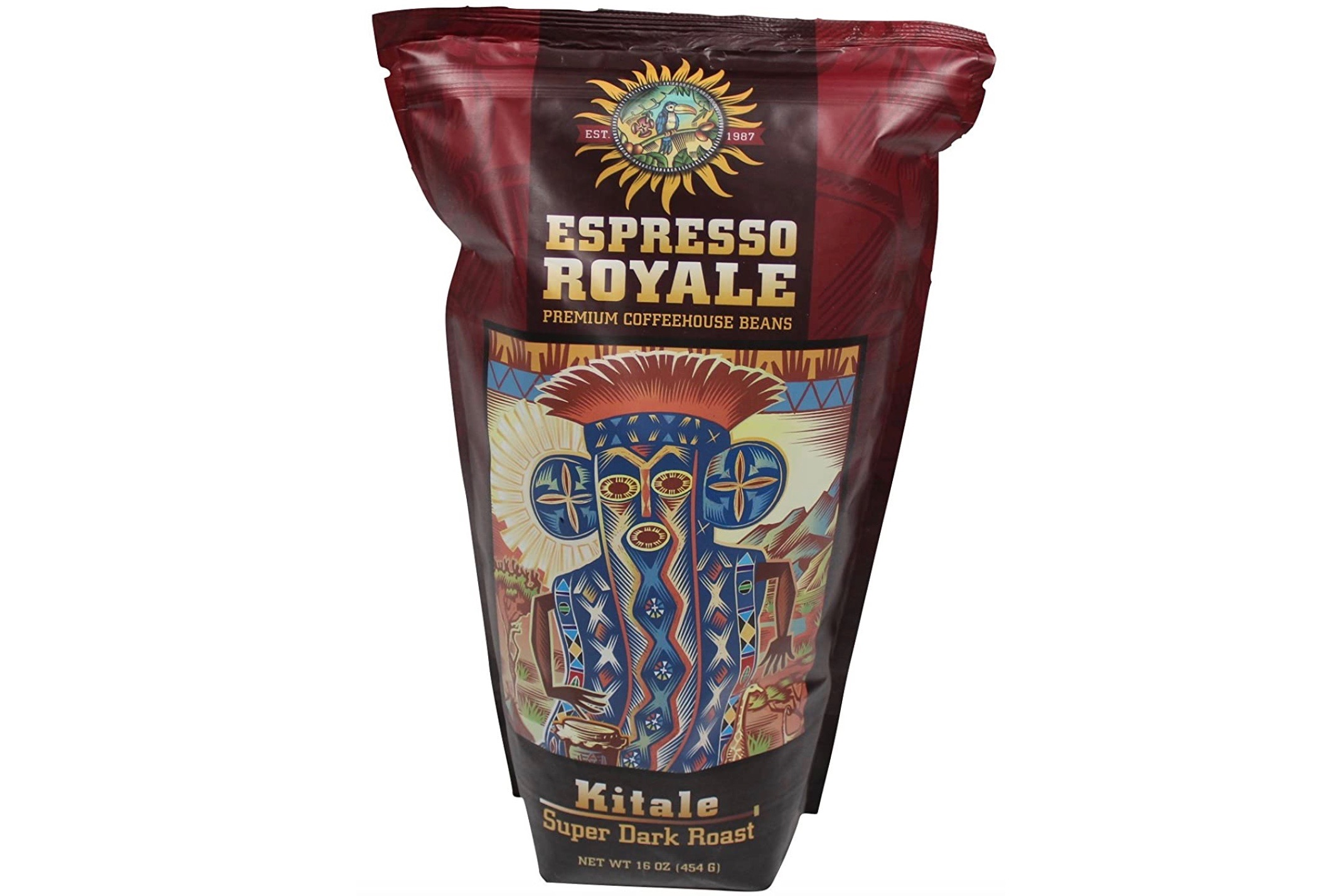 Espresso Royale Kitale Super Dark MAIN
