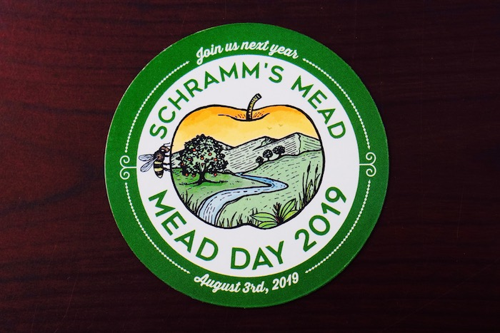 Mead Day 2019 Magnet