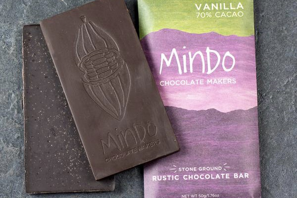 Vanilla Rustic Chocolate Bar THUMBNAIL