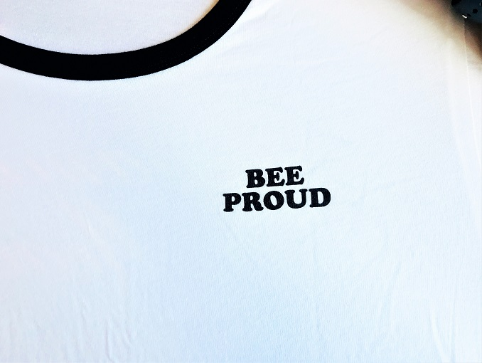 Bee Proud Pride Tee MAIN
