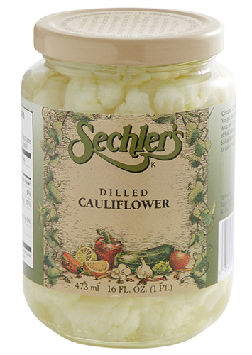 Dill Cauliflower