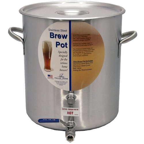 Polar Ware 42 Qt. Brewing Pot LARGE