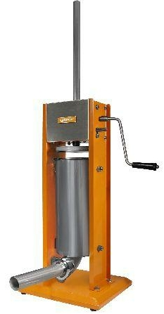 Manually Operated Vertical Sausage Stuffer 11LB - #86-1101-W