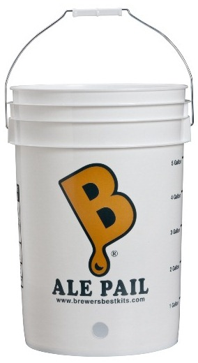 Brewer's Bottling Bucket