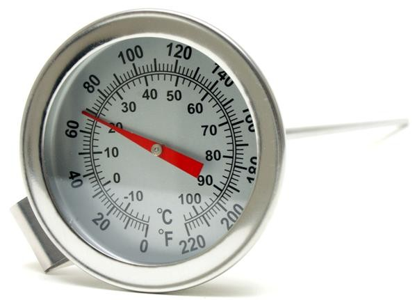 Big Daddy Dial Thermometer LARGE