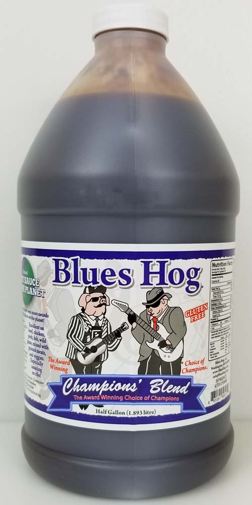 Blues Hog Original Sauce 1/2 Gallon THUMBNAIL