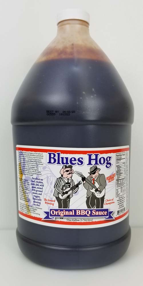 Blues Hog Original Sauce 1 Gallon LARGE