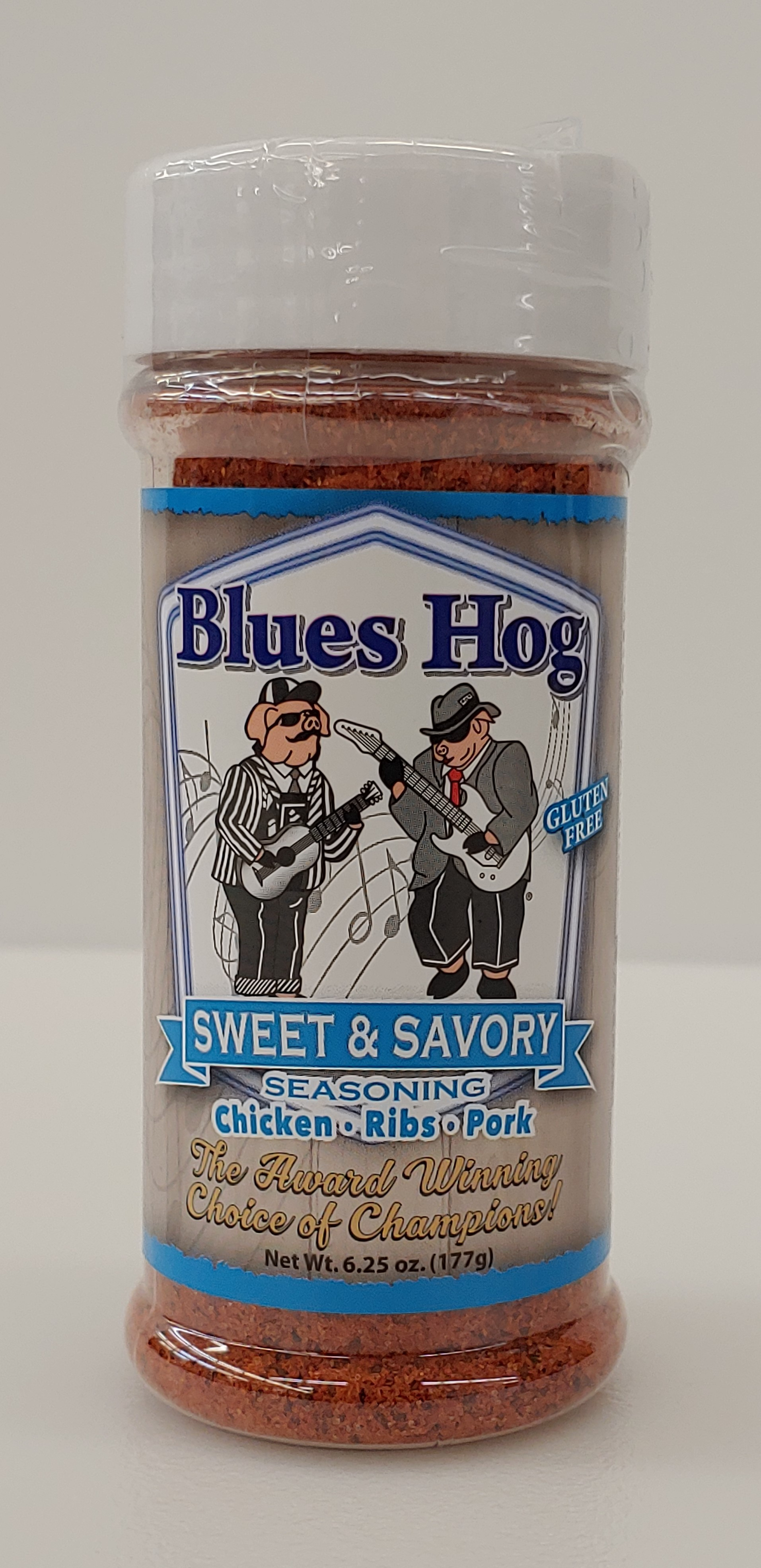 Blues Hog Sweet and Savory Seasoning 6.25 Ounce THUMBNAIL