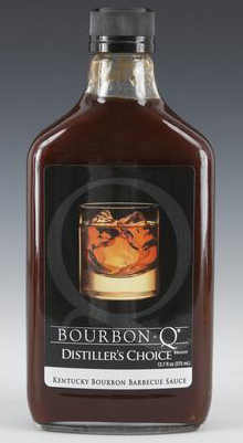 Bourbon Q Distiller's Choice BBQ Sauce