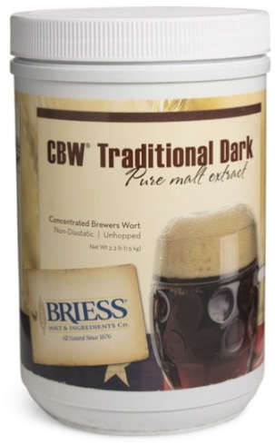 Briess Liquid Malt Extract, Traditional Dark LARGE