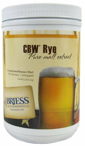 Briess Liquid Malt Extract, Rye