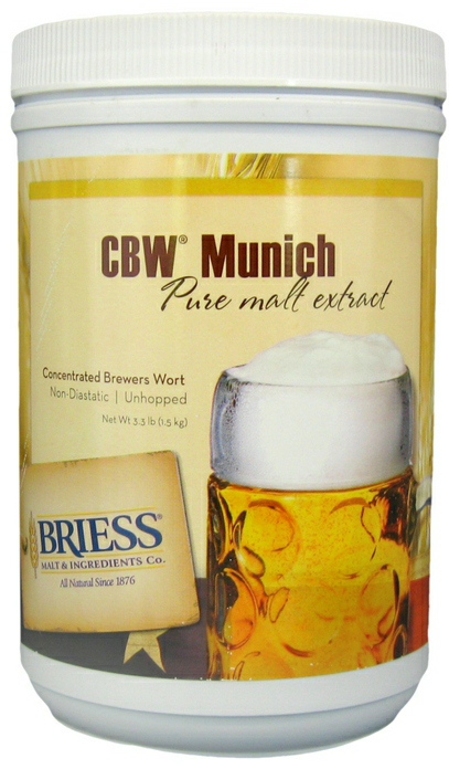 Briess Liquid Malt Extract, Munich